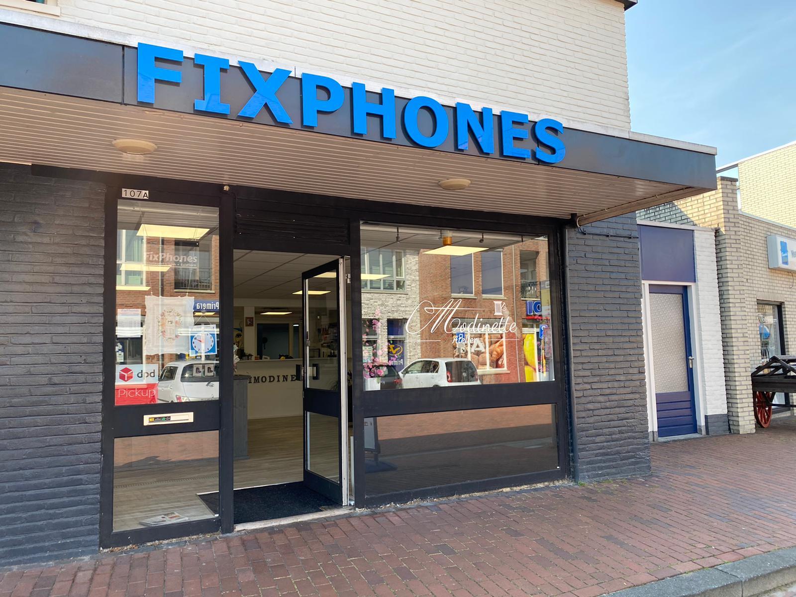 FixPhones Grootegast