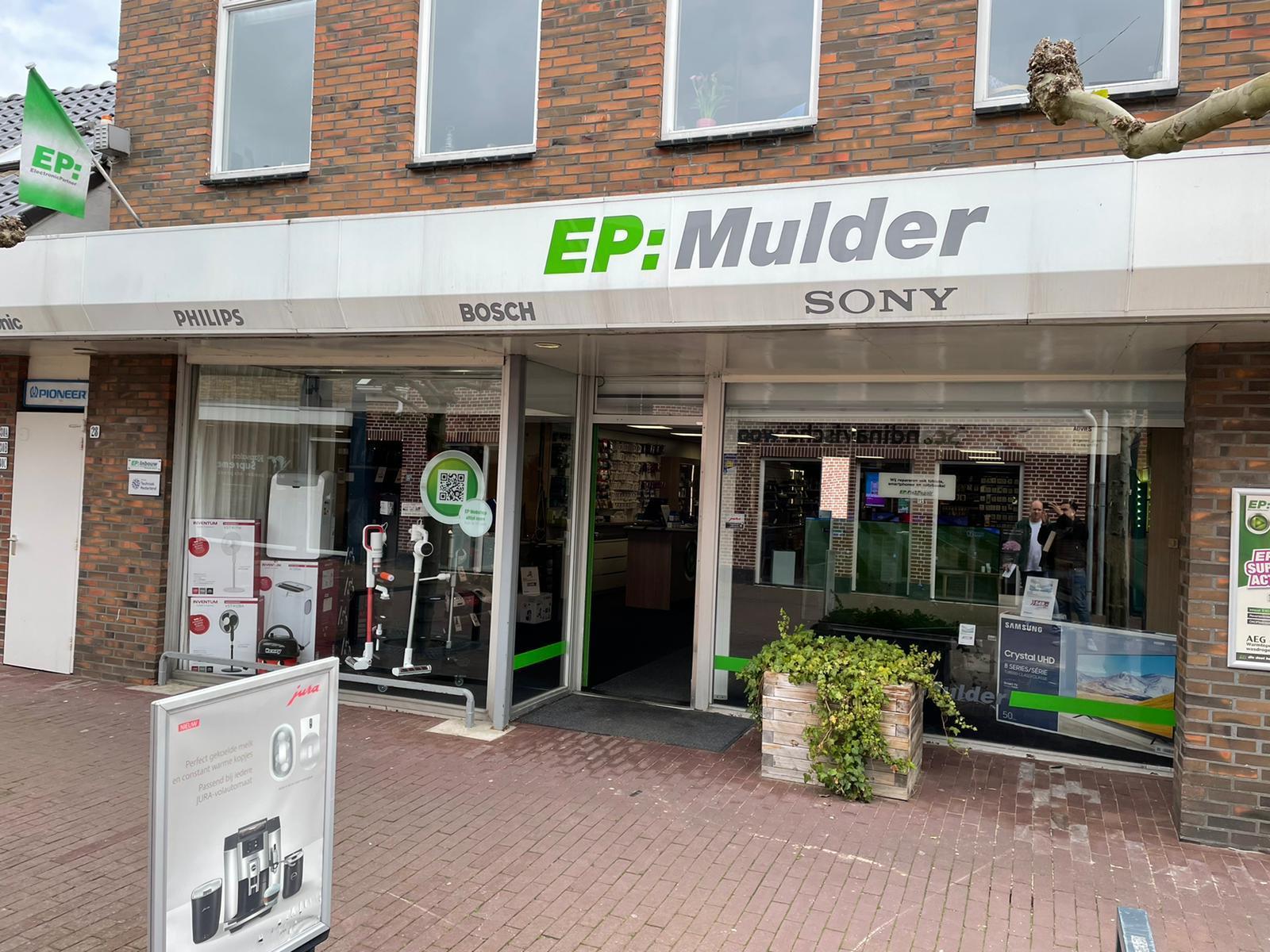 Fixphones bij EP Mulder